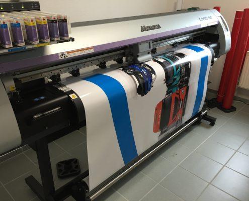 Digitaldruck, Folien, Poster, Plakate, Color, Print, Cut, Fahrzeugbeschriftung, Papenburg, Emsland
