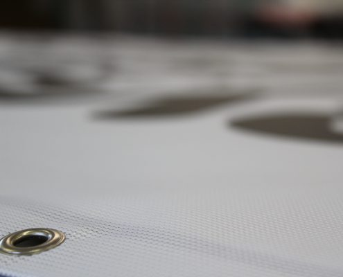 Banner, Konfektion, Mesh, Umketteln, Ösen, Banner, Kompetent, Stark, Papenburg, Emsland
