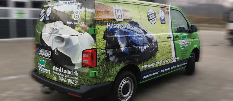 Beschriftung, Foto, Design, Grafik, Folien, Wrappingfolie, Car-Wrapping, Fahrzeuge, Transporter, 3D-Folierung, Window-Film, Papenburg, Emsland