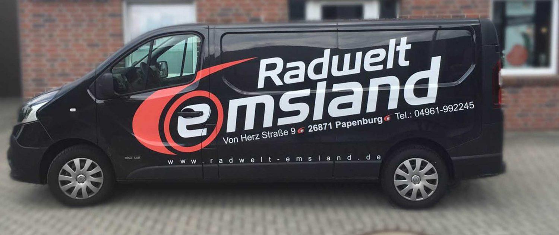 Design, Car-Wrapping, Car Foil, Fahrzeug, Nutzfahrzeuge, Papenburg, Emsland